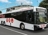 SKYBUS AND UBER UNITE FOR NEW ZEALAND TRIAL