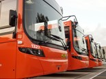 BUSWAYS RECEIVES FIRST HALF OF LOW-FLOOR, SEATBELTED BUS ORDER