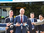YUTONG ELECTRIC BUS TO JOIN TRANSPORT CANBERRA FLEET
