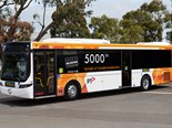MILESTONE 5000TH BUS PRODUCED AT VOLGREN'S VICTORIAN HQ