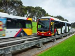 "ADELAIDE BUS SYSTEM ""FAR MORE EFFICIENT"" THAN RAIL: REPORT"