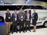 FIRST VOLVO-IRIZAR COACHES DELIVERED FOR BHP MINING CONTRACT