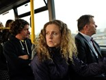 SYDNEY BUS 'MOBILE THEATRE' PROJECT PROVES POPULAR