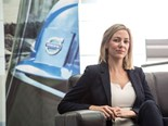 VOLVO'S DOWNS LEAVES BUS INDUSTRY; LANDS NEW TRUCK ROLE