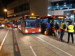 BUS SERVICES HELPING ENACT NEW CORONAVIRUS QUARANTINE LAWS