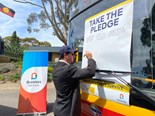 BUSWAYS BACKS NATIONAL ROAD SAFETY WEEK: SA AND NSW PLEDGES