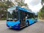 AUSTRALIA'S LARGEST ORDER OF E-BUSES PLACED TO DATE