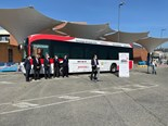 FIRST IRIZAR AUTONOMOUS BUS IN FULL SERVICE: SPAIN