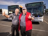PASSENGER 'THANK YOU' HIGHLIGHTS BUS DRIVER VALUE