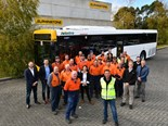 METRO TASMANIA RECEIVES 100TH BUSTECH GROUP BUS