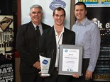 CVIAQ Apprentice of the Year Award goes to Haulmark Trailers employee