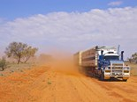 The TWU says truck drivers should be required to carry satellite phones and EPIRBs for all remote journeys.