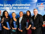 ATA 2015: Trucking Australia recognises top talent at awards night