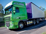 Paccar's DAF XF105 will feature at this year's Brisbane Truck Show.