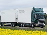 Scania's Euro 6 compliant R490 prime mover will be on display at the Brisbane Truck Show.