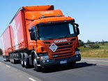 Scania P450 Euro 6 truck review