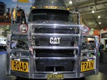Cat Trucks launches triple road train prime mover