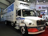Bonneted Western Star makes an appearance at truck show