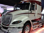 International ProStar wins truck of show in Brisbane