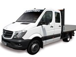 Mercedes Benz Sprinter.