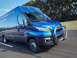 The new Iveco Daily.