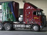 LNG-powered Kenworth K108.