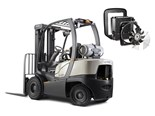 Crown unveils C-5 internal combustion engine forklift range