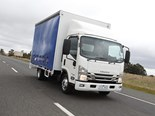 New Isuzu light duty range now available
