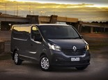 Renault LCV's new machine is quite a funky looking van in a sea of white normality.