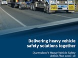 New heavy vehicle safety plan for Queensland