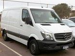 Electric Sprinter van a definite option for Benz