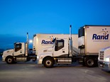 Purchase interest has been expressed AHG's refrigerated transport business, including Rand.