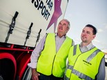 Redstar Transport directors John Dixon and Sean Williams.
