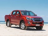 Test Drive: Isuzu's newly-updated D-Max Ute and MU-X SUV