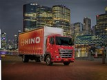 The all new Hino 500!