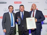 Fuso presents Dealer of the Year awards