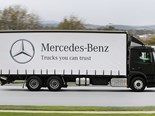 Benz set to star at the Brisbane Truck Show