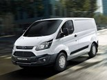 Ford Transit van gets an upgrade