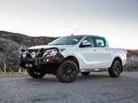 Top Gun towing Mazda BT-50
