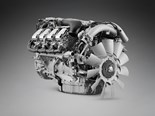 Scania loves the V8 engine