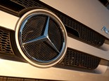 More than 100 Benz Actros trucks recalled