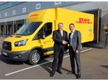 DHL eyes big electric van for local service testing
