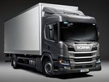 Scania unveils P series with new engine