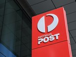 Australia Post is hosting a 'Celebrating women' event in Melbourne today.
