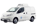 Nissan to unveil electric refrigerated delivery van
