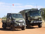 Iveco ML150 Eurocargo 4x4 and Iveco Daily 4x4