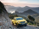 Benz X-Class X250d double-cab ute: first drive