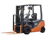 TMH's new the 8FB four-wheel counter-balance forklift