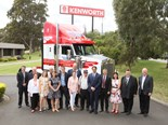 Kenworth celebrates delivery of 60,000th locally-made truck