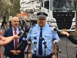 Eastern states conduct 'largest ever' truck blitz